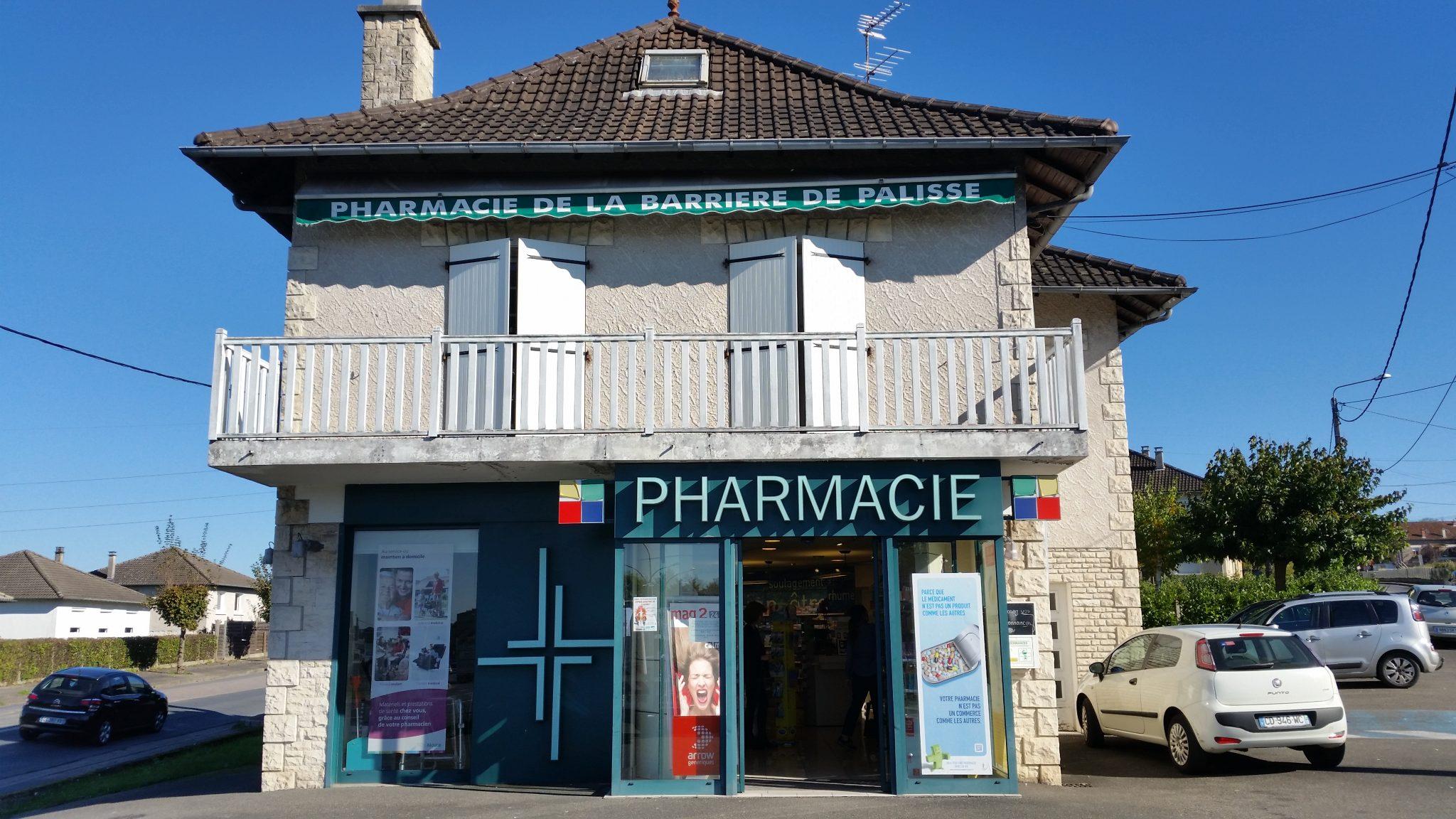 Pharmacie de Barrière de Palisse - Malemort sur Corrèze